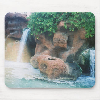 Waterfalls in Bahamas Mouse Mat