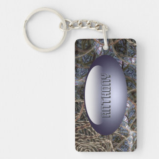 Waterfalls Key Chain Acrylic Key Chains