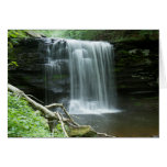 Waterfalls Note Card