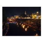 WaterFire Kansas City Postcard