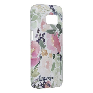 Waterflowers Samsung Galaxy S7 Barely There Case