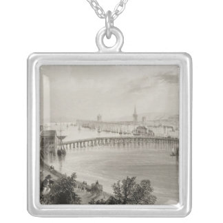 Waterford, Ireland, from 'Scenery and Silver Plated Necklace