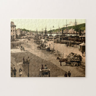 Waterford Quays c1900, Ireland jigsaw puzzle