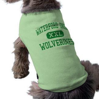 Waterford Union - Wolverines - High - Waterford Dog Tee Shirt