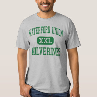 Waterford Union - Wolverines - High - Waterford T Shirts