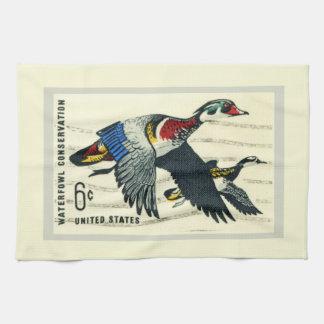 Waterfowl Conservation Kitchen Towel