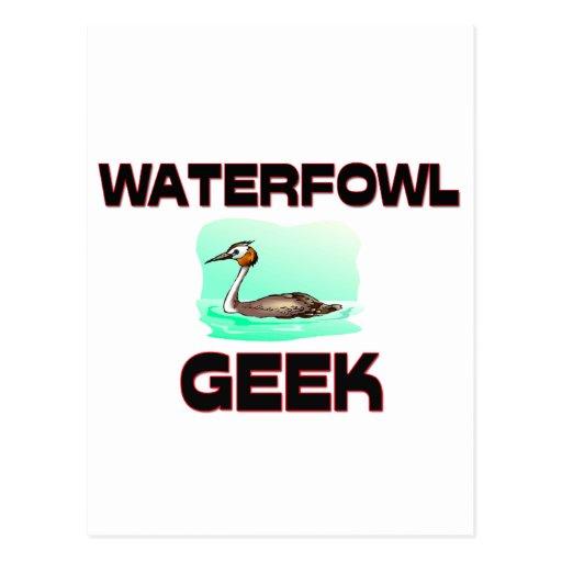 Waterfowl Geek Post Cards