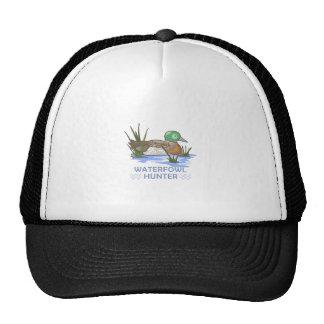 WATERFOWL HUNTER TRUCKER HAT