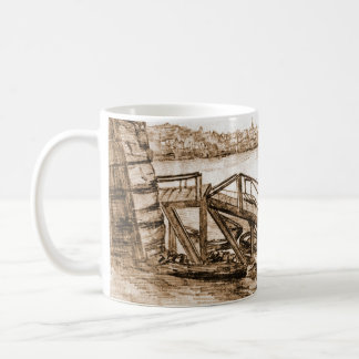 Waterfront 1885 basic white mug