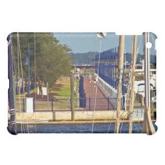 Waterfront Afternoon Stroll Case For The iPad Mini