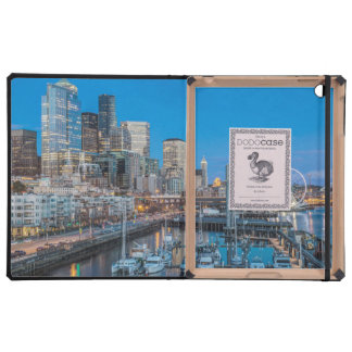 Waterfront and Downtown iPad Case