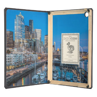 Waterfront and Downtown iPad Air Cover