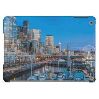 Waterfront and Downtown iPad Air Cases