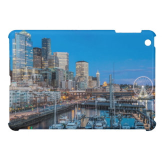 Waterfront and Downtown Cover For The iPad Mini