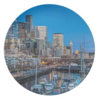 Waterfront and Downtown Plate