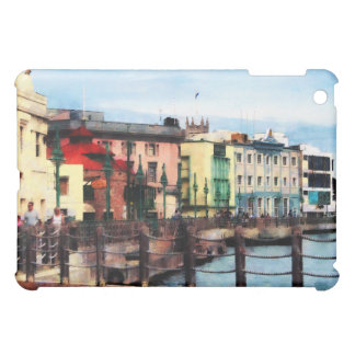 Waterfront Bridgetown Barbados Cover For The iPad Mini