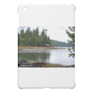 Waterfront cabin cover for the iPad mini