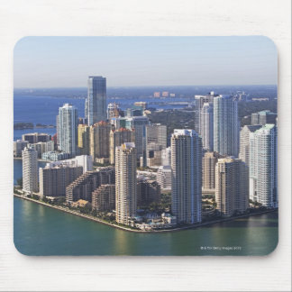 Waterfront City Mouse Pad