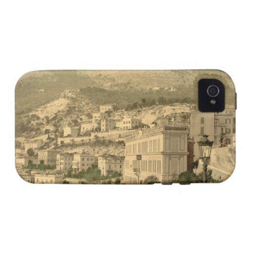 Waterfront, Monte Carlo, Monaco iPhone 4 Case