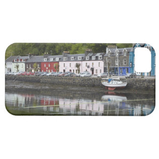 Waterfront, Tobermory, Isle of Mull, Scotland, 2 iPhone 5 Cover