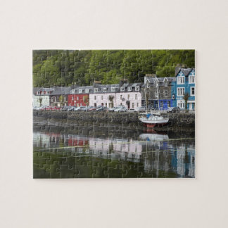 Waterfront, Tobermory, Isle of Mull, Scotland, 2 Jigsaw Puzzle