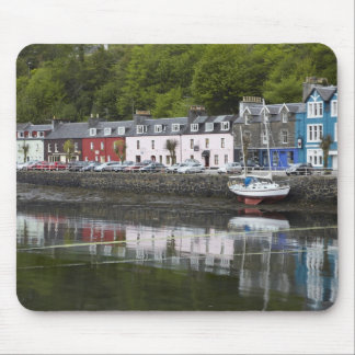 Waterfront, Tobermory, Isle of Mull, Scotland, 2 Mouse Mat