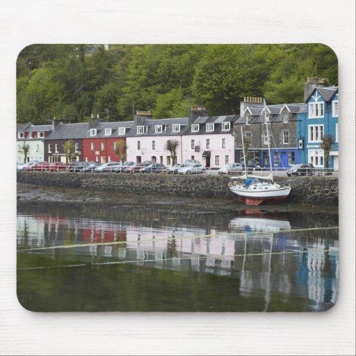 Waterfront, Tobermory, Isle of Mull, Scotland, 2 Mousepads