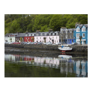 Waterfront, Tobermory, Isle of Mull, Scotland, 2 Postcard