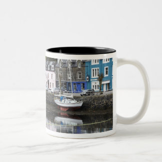 Waterfront, Tobermory, Isle of Mull, Scotland, 2 Two-Tone Coffee Mug