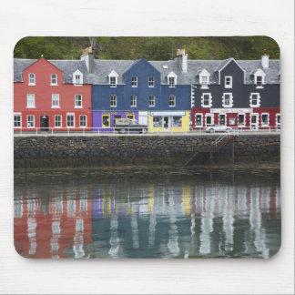 Waterfront, Tobermory, Isle of Mull, Scotland, Mouse Pad