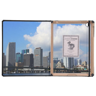 Waterfront view of Miami Cases For iPad