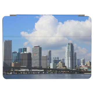 Waterfront view of Miami iPad Air Cover