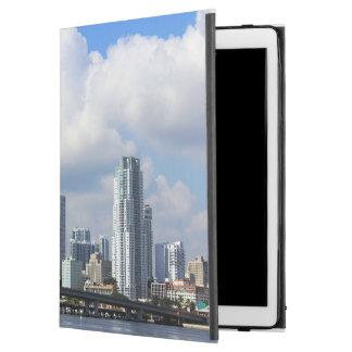 "Waterfront view of Miami iPad Pro 12.9"" Case"