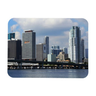 Waterfront view of Miami Magnet