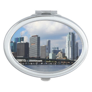 Waterfront view of Miami Travel Mirror