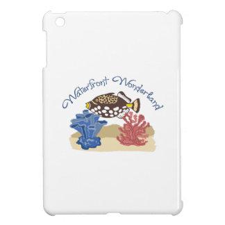 WATERFRONT WONDERLAND iPad MINI COVER