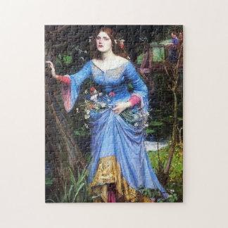 Waterhouse Ophelia Puzzle