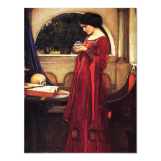 Waterhouse The Crystal Ball Invitations