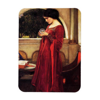 Waterhouse The Crystal Ball Magnet