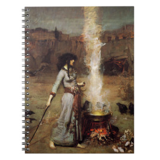 Waterhouse The Magic Circle Notebook