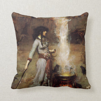 Waterhouse The Magic Circle Pillow
