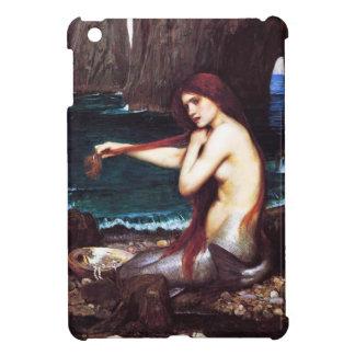 Waterhouse Vintage Mermaid iPad Mini Case