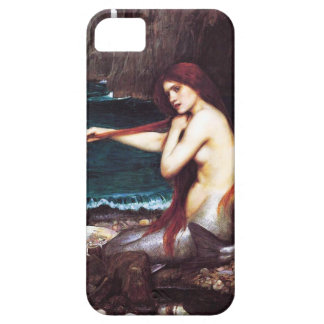 Waterhouse Vintage Mermaid iPhone 5 Case
