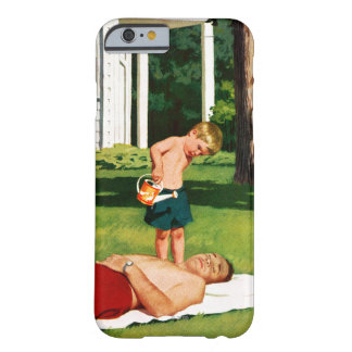 Watering Father Barely There iPhone 6 Case