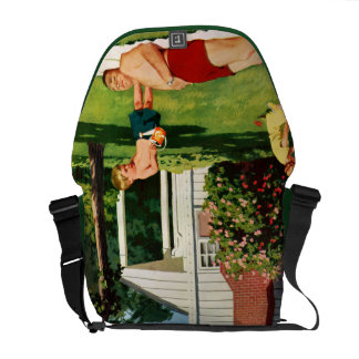 Watering Father Commuter Bag