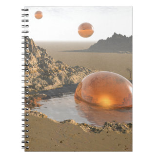 Watering Hole Spiral Notebooks