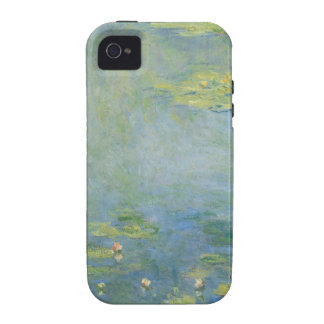 Waterlilies by Claude Monet iPhone 4 Case