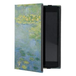 Waterlilies by Claude Monet iPad Mini Covers