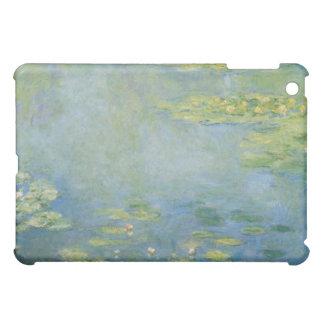 Waterlilies by Claude Monet iPad Mini Cases