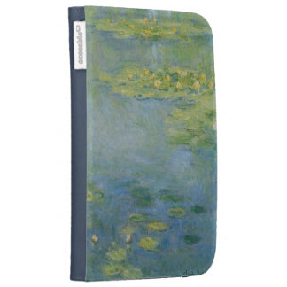 Waterlilies by Claude Monet Kindle 3 Cases